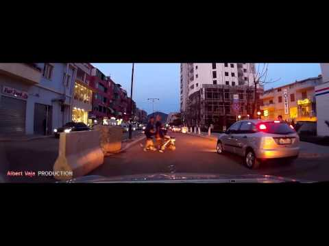 Elbasani (Naten) - Filmuar me GoPro ne Makine