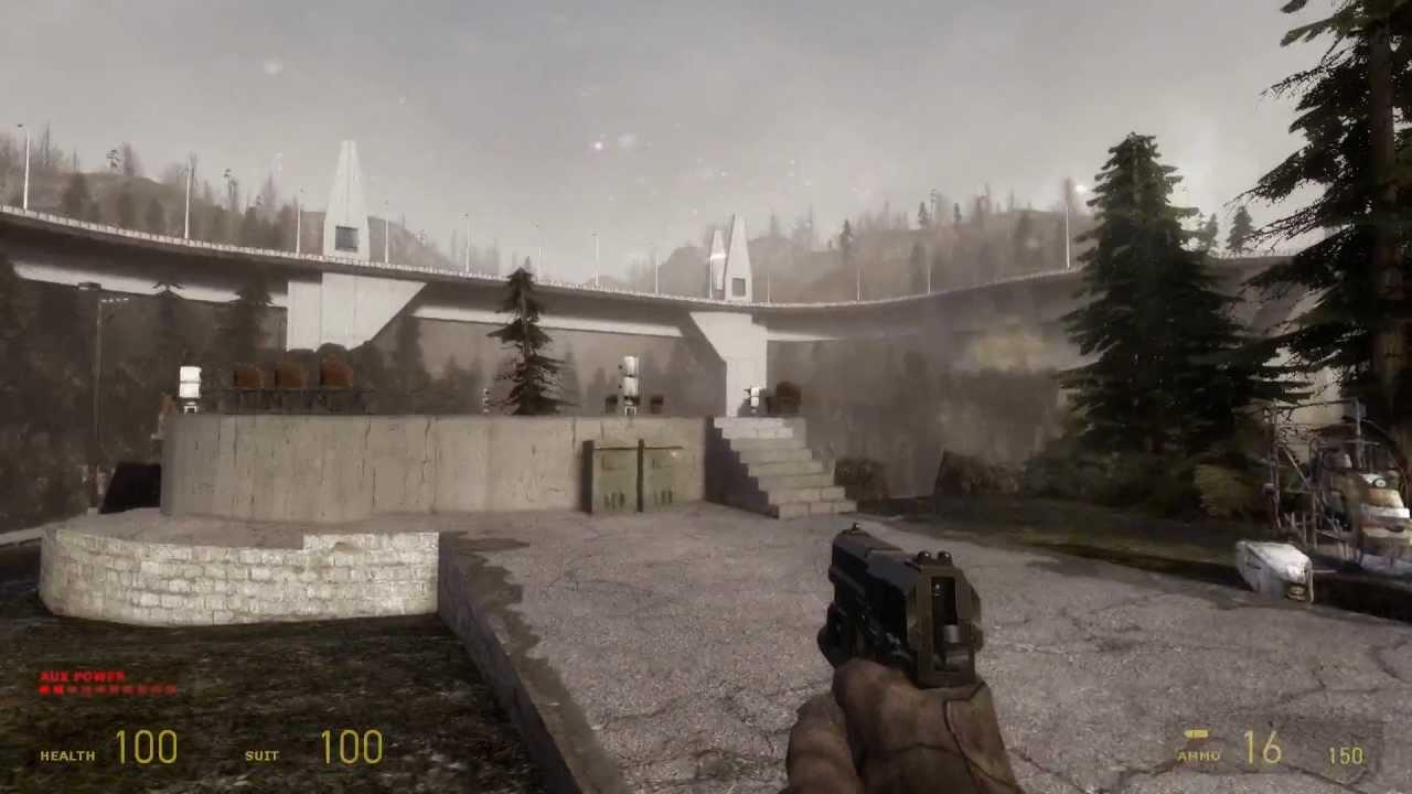Half Life 2: Water Hazard (Cinematic Mod 12) 1920x1080 HD ...
