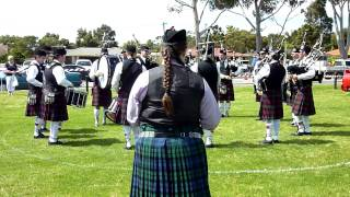 Perth Highland Medley (HD)