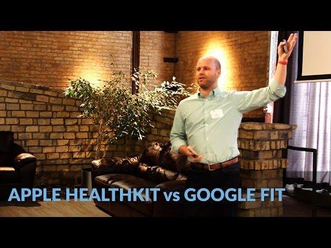 Apple HealthKit vs Google Fit