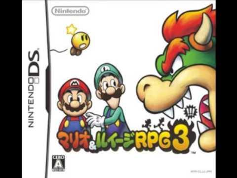 Mario & Luigi: Bowser's Inside Story Final Boss Music HQ