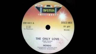 MONDO - the only love (vocal) 84