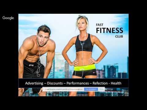 Fast Fitness Club Cristian Cardenas Yenny Oliveros