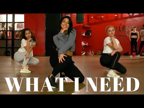 What I Need- Hayley Kiyoko & Kehlani Dance Video | Dana Alexa choreography