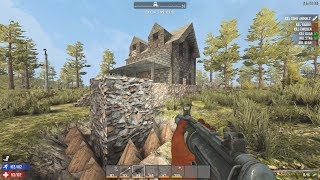 FORTIFYING THE BASE! - 7 DAYS TO DIE #8 (Season 4)