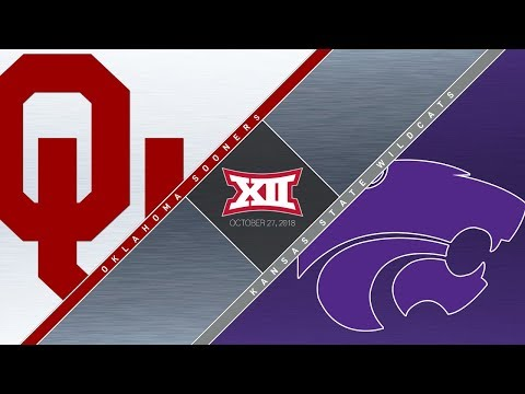 OU Highlights vs  Kansas State (10/27/2018)