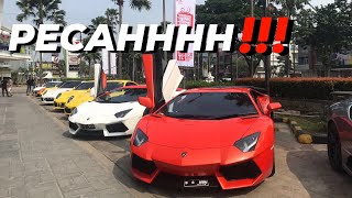 MERDEKA RUN PECAH FT. GAS CAR CLUB | CARVLOG 027 (INDONESIA)
