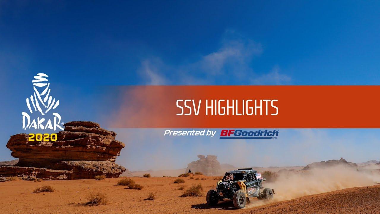 Download Dakar 2020 - SSV Highlights