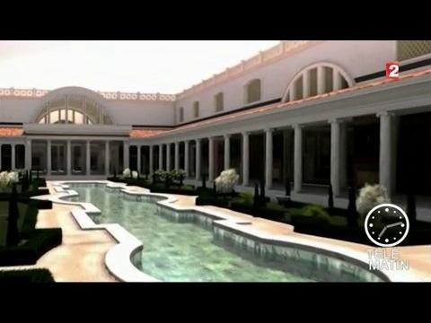 Sans Frontières - Rome : la renaissance du palais de Néron