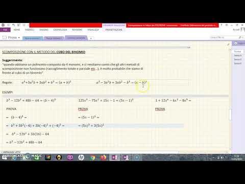 Algoritmo per la scomposizione in fattori primi from YouTube · Duration:  14 minutes 59 seconds