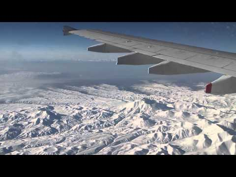 MUST WATCH Iran Air A300-600 | Tehran - London