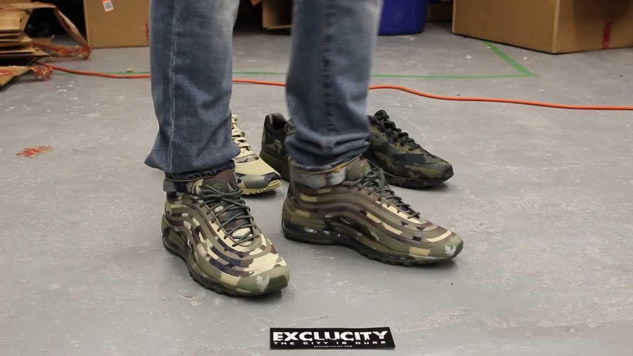 meet 358d2 88afa Nike Air Max  97 Camo