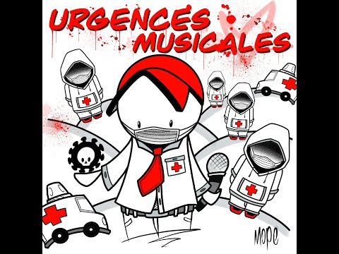 Youtube: URGENCES MUSICALES (confinement)