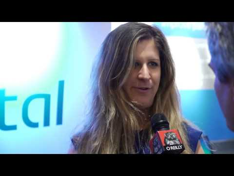 Sarah Aerni from Pivotal interviewed at Strata Rx 2013