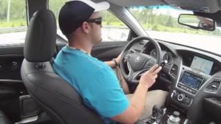 2014 Acura RLX Test Drive