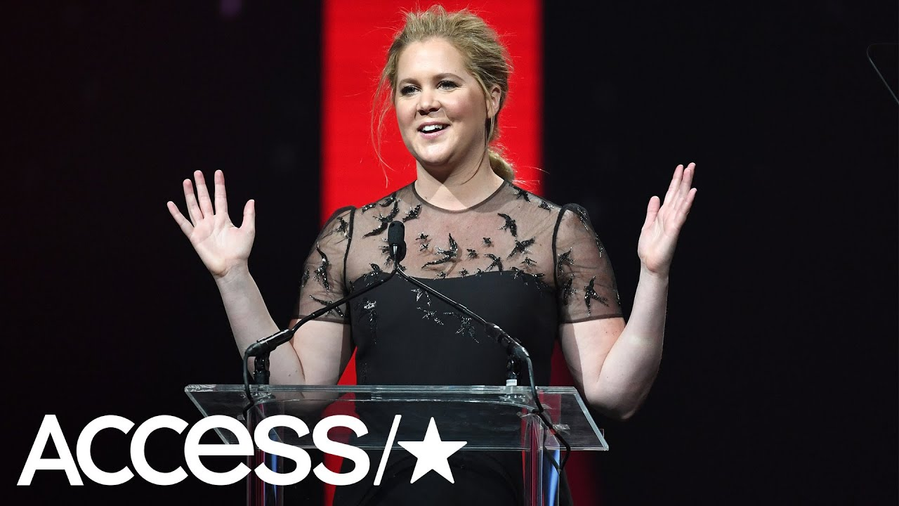 Amy Schumer Blasts Instagram User For Editing Her Image: 'This Is Not Good For Our Culture' | Access