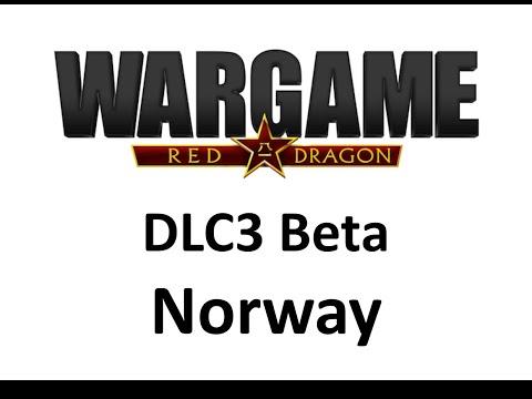 Wargame Red Dragon - DLC3 Beta - New Norwegian Units