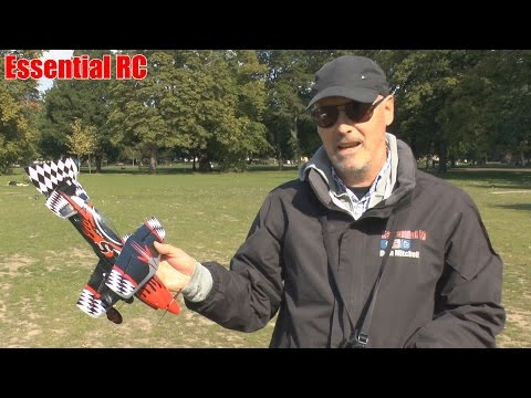 ESSENTIAL RC FLIGHT TEST: E-flite UMX P3 Revolution (Horizon Hobby)