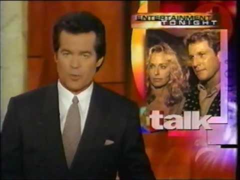Farrah Fawcett on ET   Talking about Ryan ONeal
