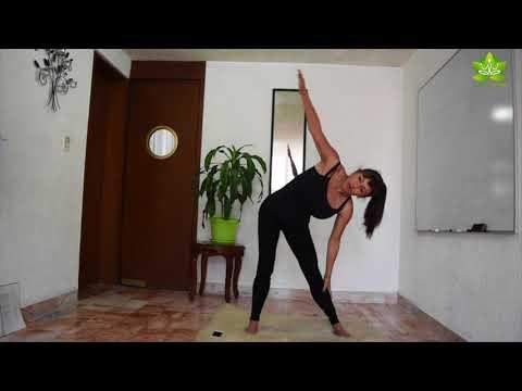 Clase yoga para mantenimiento general.