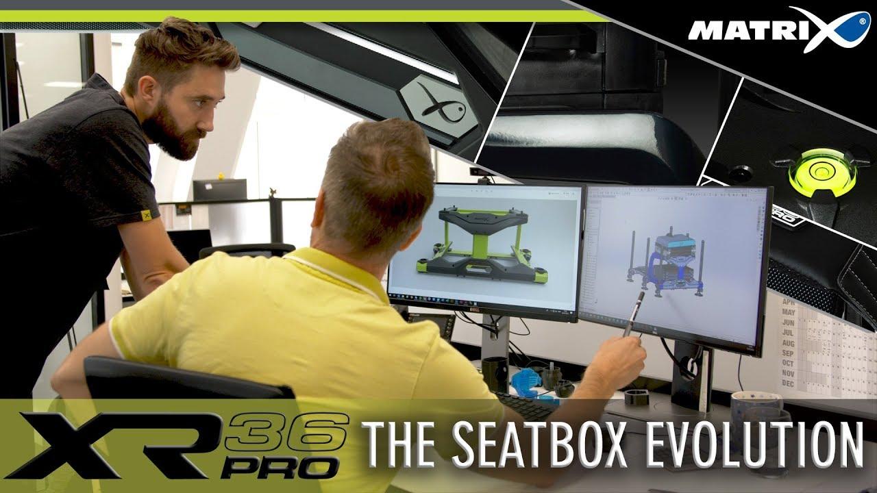 *** Coarse & Match Fishing TV *** The Seatbox Evolution