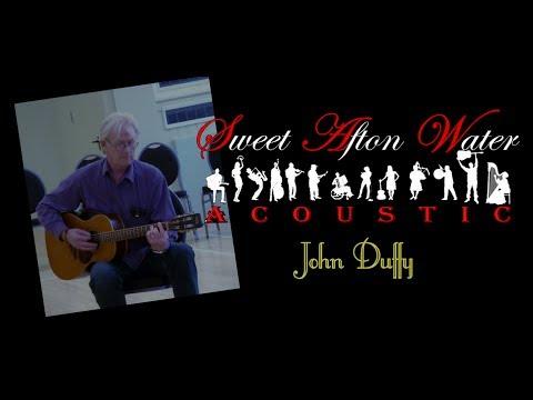 John Duffy At New Cumnock Saw Acoustic Music Festival 2017