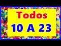 Todos Os Sorteios Diários da tele sena de 10/02/2020 a 23/02/20