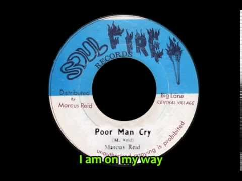 Marcus Reid - Poor Man Cry