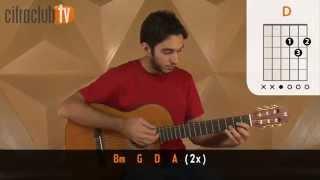 Pensa Em Mim - Darvin (aula de violão simplificada)