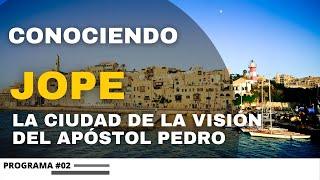 Aqui tuvo la vision el Apostol Pedro