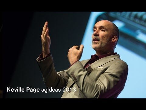 Neville Page talks Creature Design - agIdeas 2013
