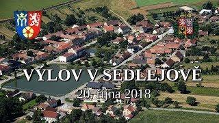 Výlov v Sedlejově 2018
