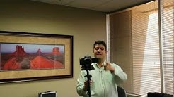 glidecam DSLR video stabilizer for real estate. Take The Shake Out