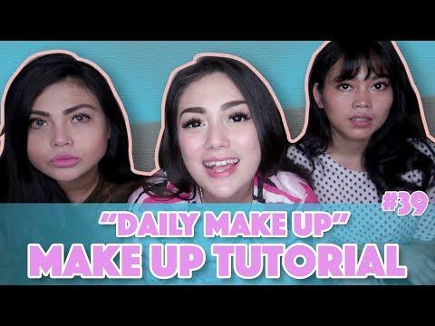 'Daily Make Up' Tutorial By Celine Evangelista #39