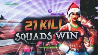 21K Game Squads (Fortnite BR)