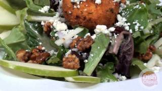 Zito's On 17th - Green Apple With Warm Goat Cheese Salad