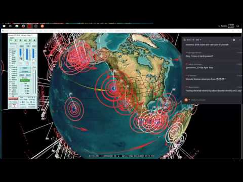 8/02/2017 -- Earthquake unrest spreading -- USA, Asia, Europe, Americas be on watch