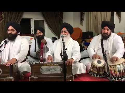 Bhai Inderjeet Singh Khalsa - Sabh Gobind Hai - New Years 2018 - Gurdwara Sahib Fremont