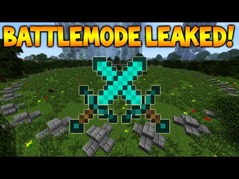 Minecraft Xbox 360/PS3 - NEW Battlemode CONFIRMED! Leaked Information Battle Mode