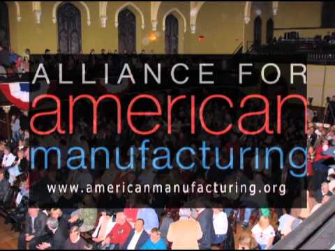 Alliance for American Manufacturing: Buffalo Town Hall