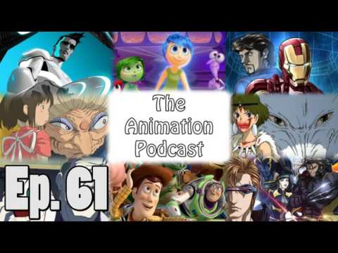 The Animation Podcast Ep. 61: GOLDEN GLOBES, DESPICABLE ME 3, VIVO