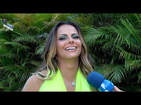 "Viviane Araújo celebra novo namoro: ""Amar é maravilhoso"""