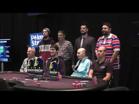 BSOP PUNTA DEL ESTE 2016 FINAL TABLE