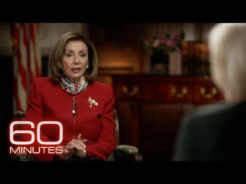 Nancy Pelosi on what happens if Trump pardons himself
