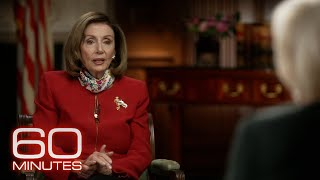 Nancy Pelosi on what happens if Trump pardons himself