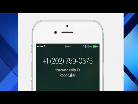 Nomorobo app blocks thousands of robocalls