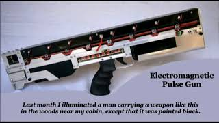 Electronic Weapons - As experienced by targeted individuals of gang stalking