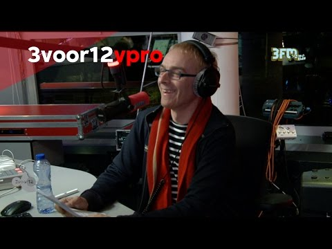 Karl Hyde (Underworld) on his daughter, Brian Eno and new record at 3voor12 Radio