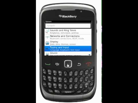 Blackberry BES Activation - YouTube