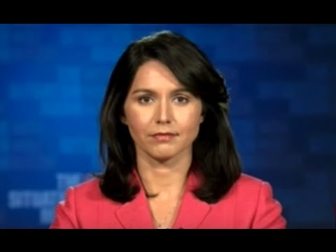 The Knives Come Out For Tulsi Gabbard